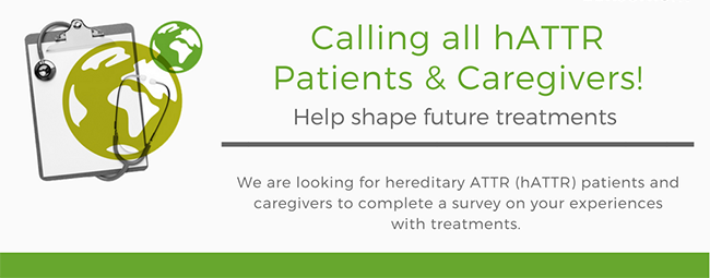 Amyloidosis research consortium news arc has designed a survey to find out what matters most to patients and their caregivers about treatments for hereditary transthyretin amyloidosis hattr malvernweather Choice Image