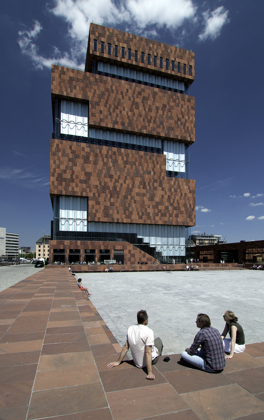 MAS, Museum aan de stroom, Antwerpen