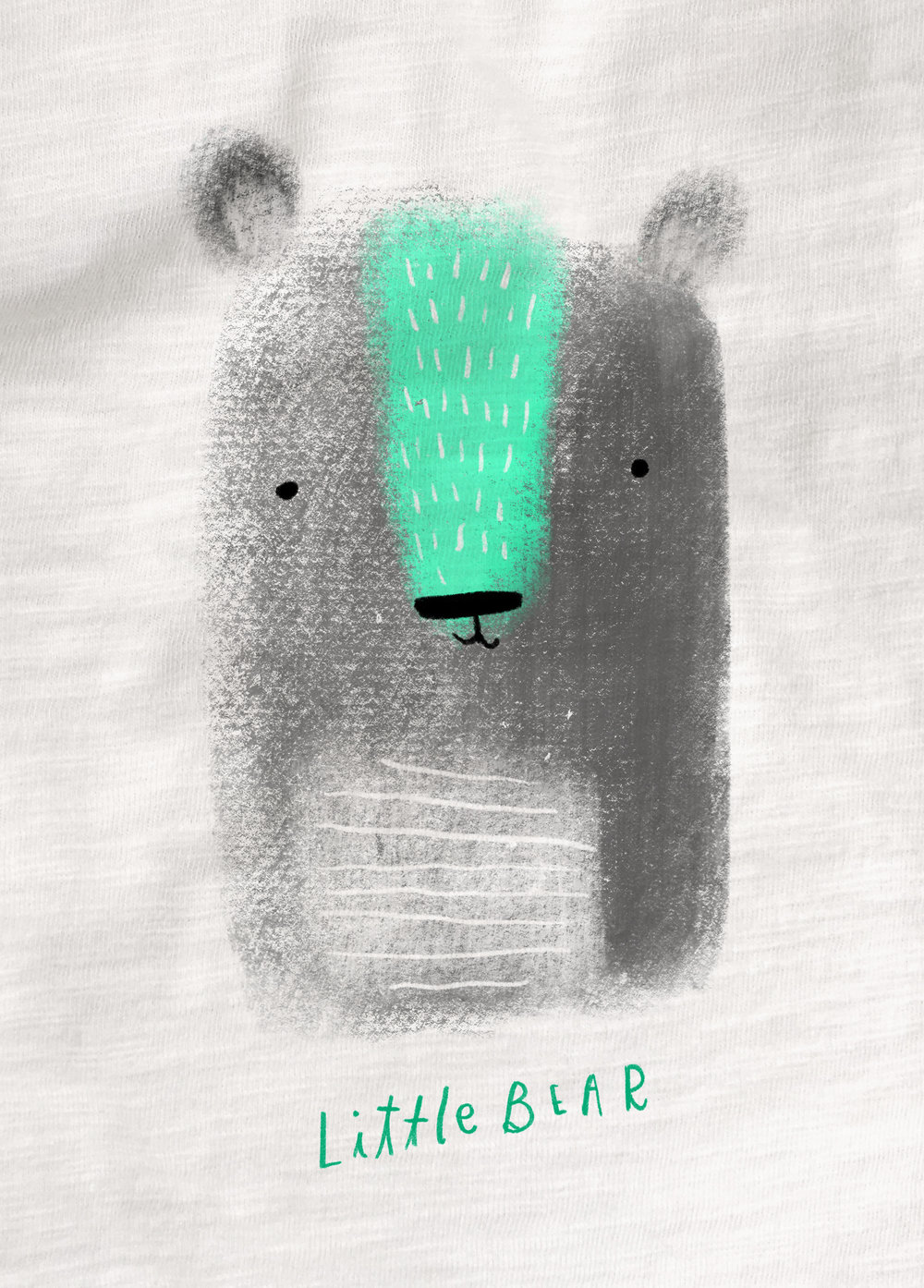 Little Bear Graphic Tee