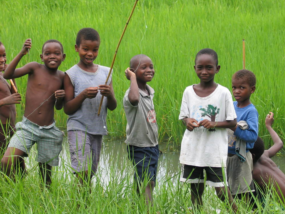Fishing in swamp, Beira, Mozambique.JPG