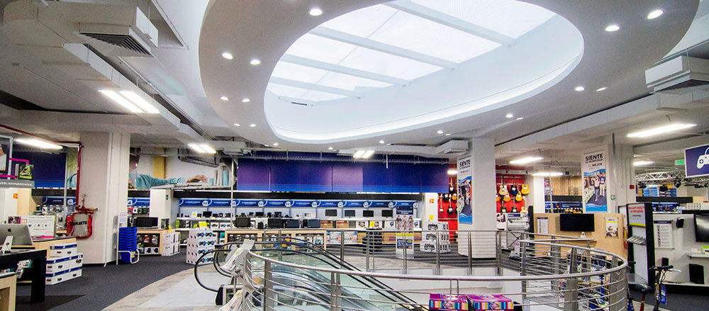 Best Buy MX / Store Planning & Design