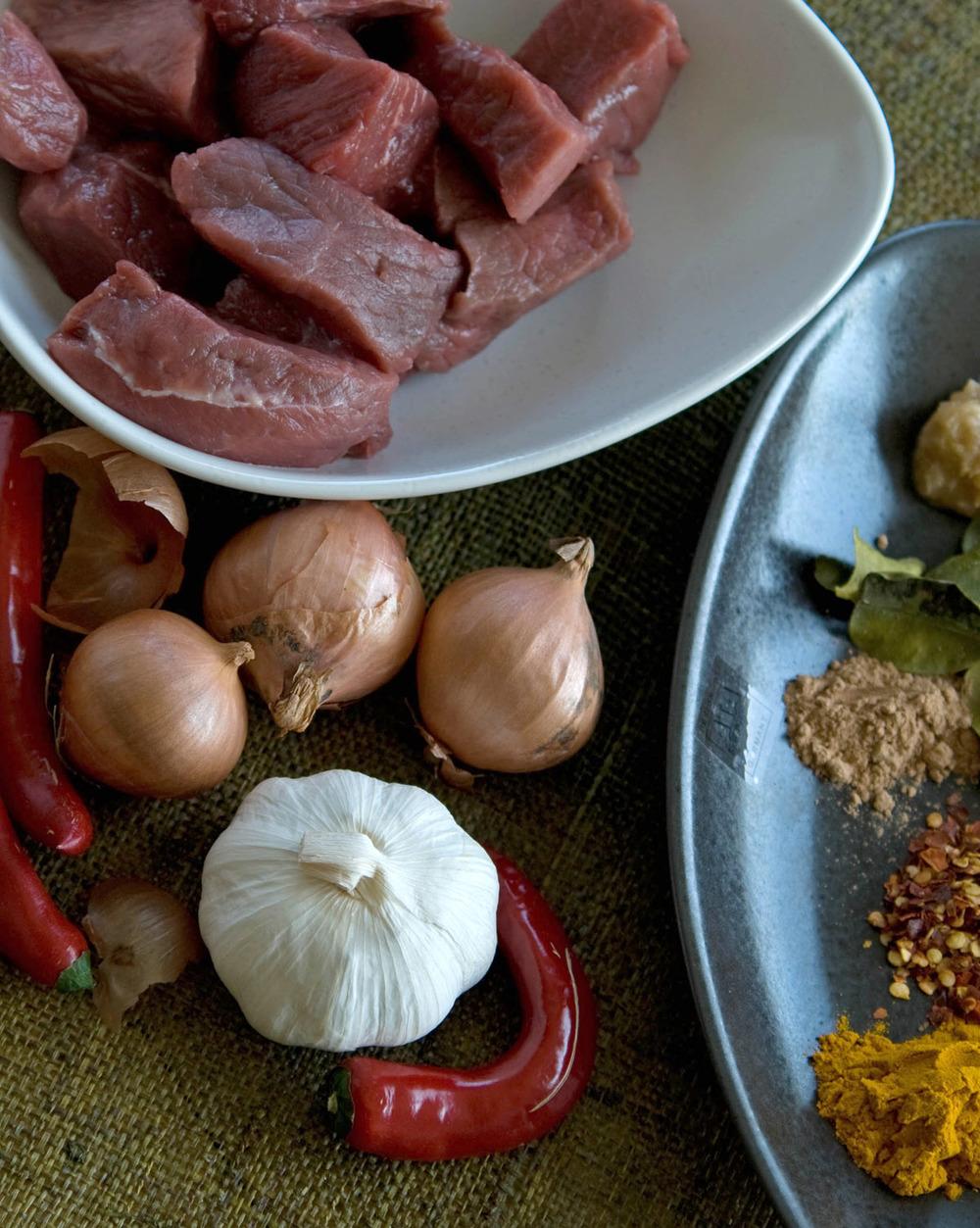 beef rendang