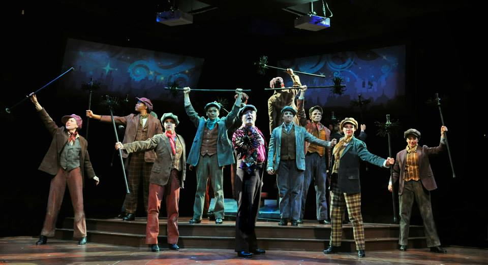 Mary Poppins - Marriott Theatre 2014