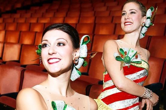 Wall Street Journal - Radio City Rockette Feature