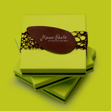 Marco Paolo Chocolates Delicious Branding Brand Identity