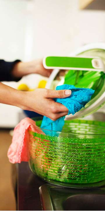 Laundry Pod Hand Powered Washing Machine Innovation