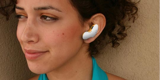 Yada Earpieces that Resonate Product Design