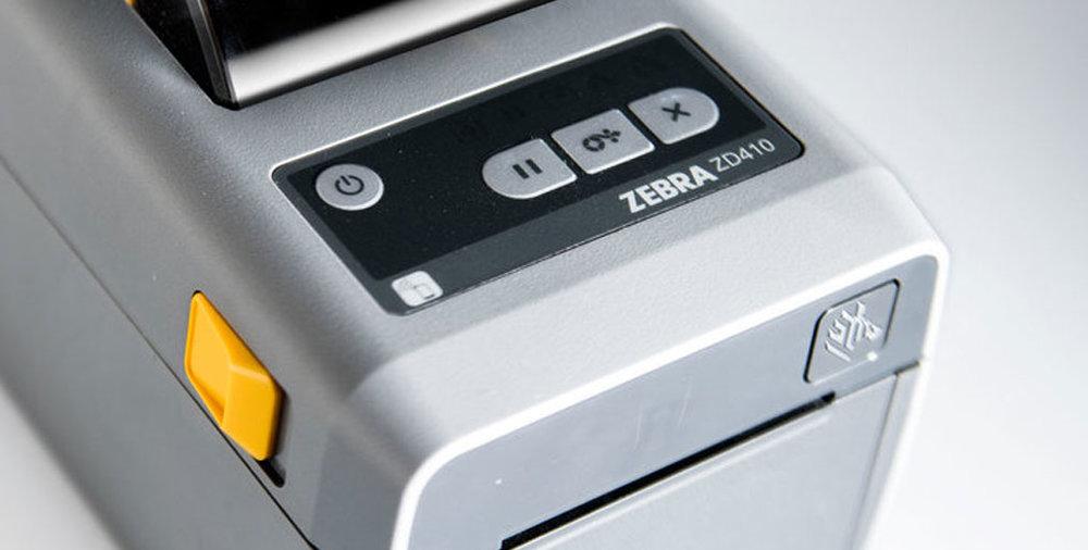 Zebra Barcode Printers  Product Design