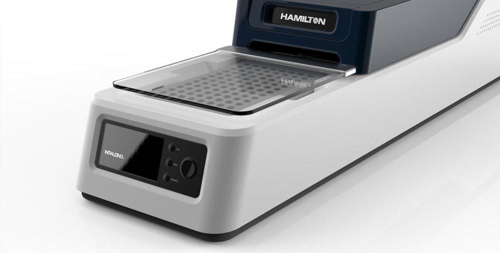 Hamilton Company Simplifying the Lab Product Design