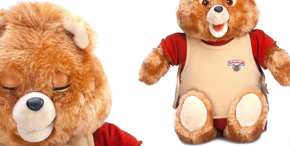 Teddy Ruxpin Unprecedented Toy Success Product Design