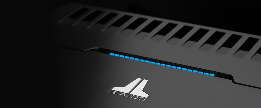 JL Audio RD Series Car Amplifier   Riding in style