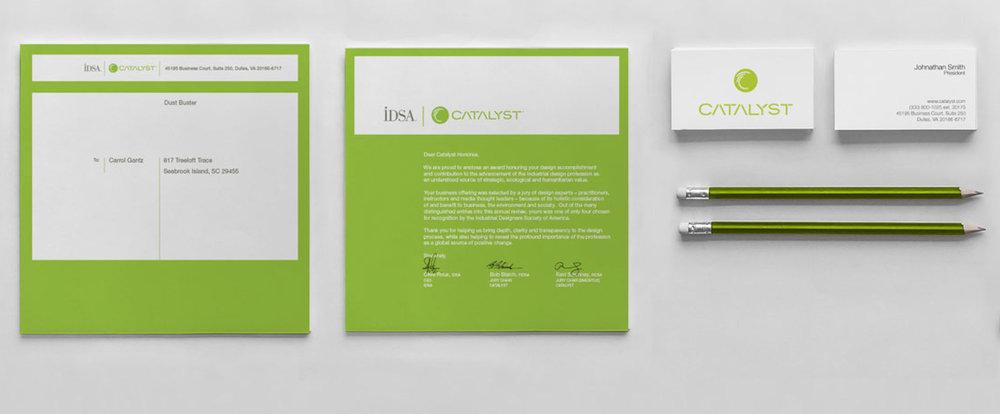 Catalyst   Telling design's story