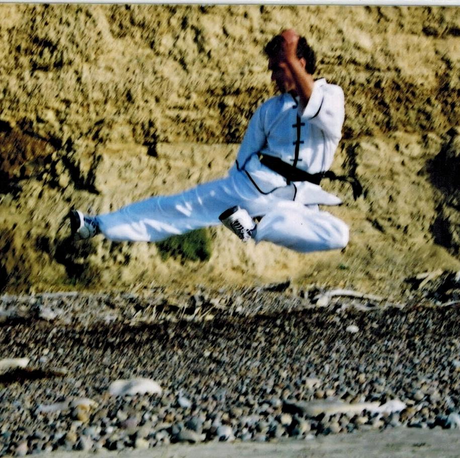 Troy Martial Arts - jump kick.JPG