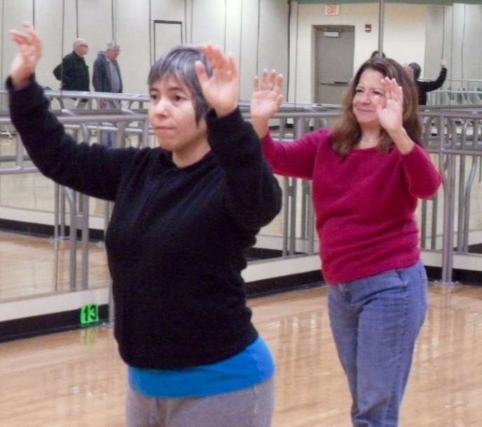 tai chi FORM PRACTICE - FOX VALLEY PARK DISTRICT