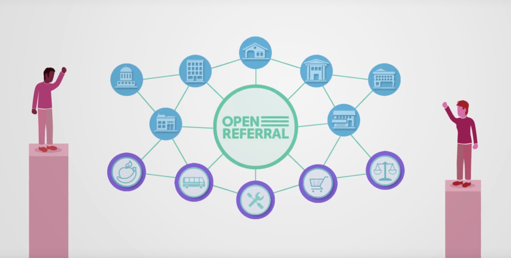 Building on the Open Referral Data Standard -