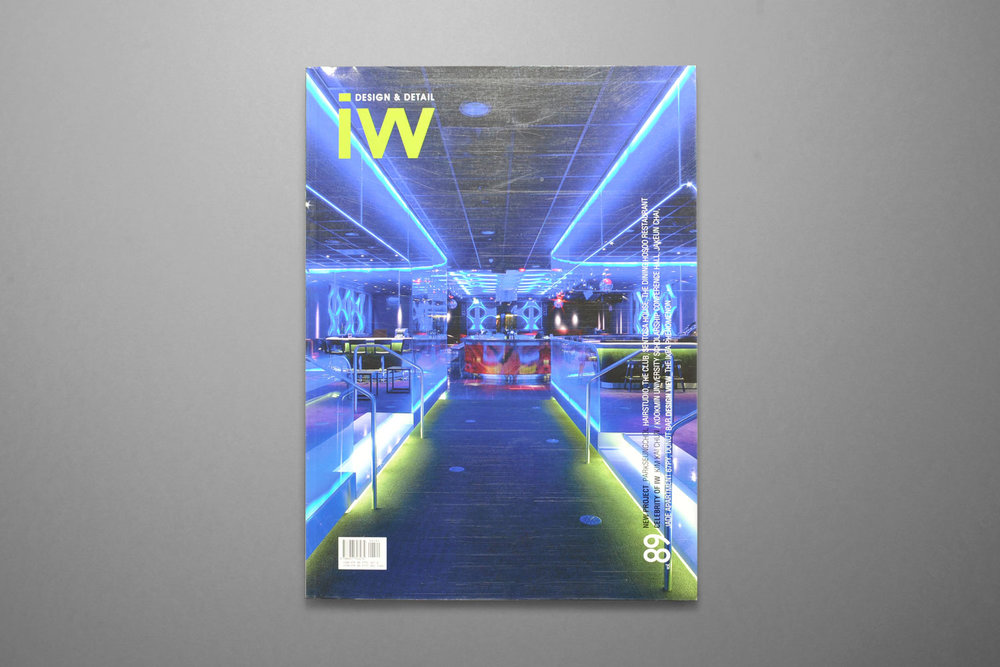 IW 89 - Design & Retail - Archiworld Publishing2010ISBN : 978-89-5770-327-4