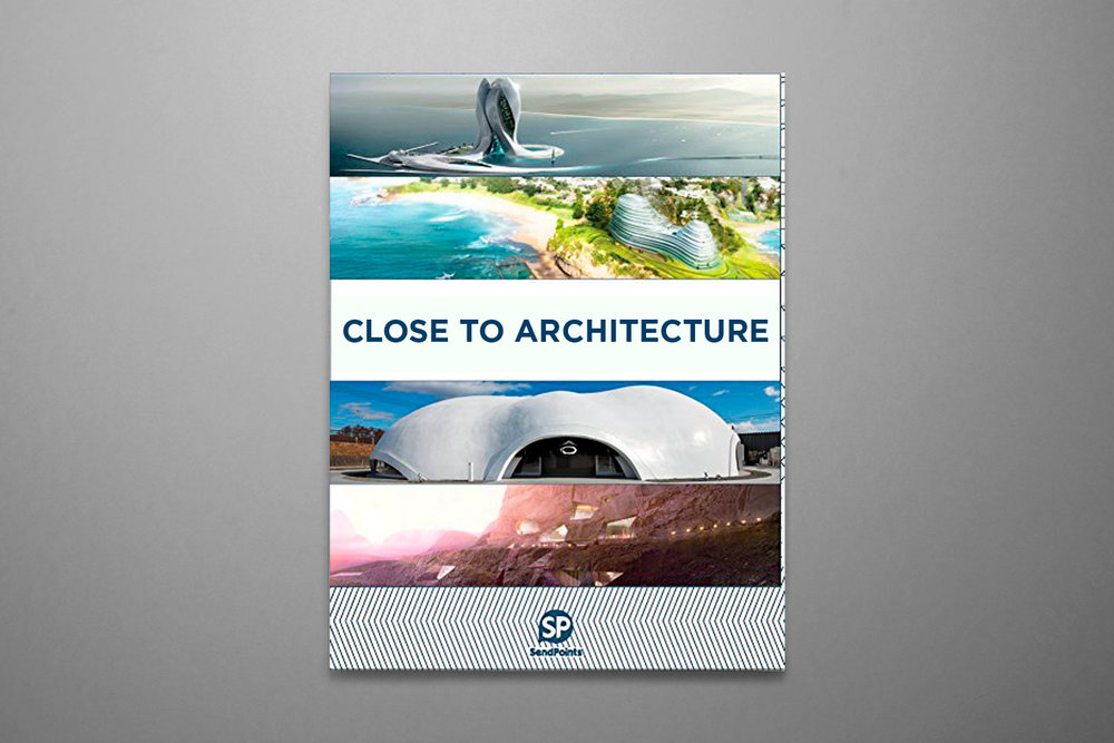 Close to Architecture - Sendpoints Books Co.2012ISBN - 13 : 978-988-18923-5-5