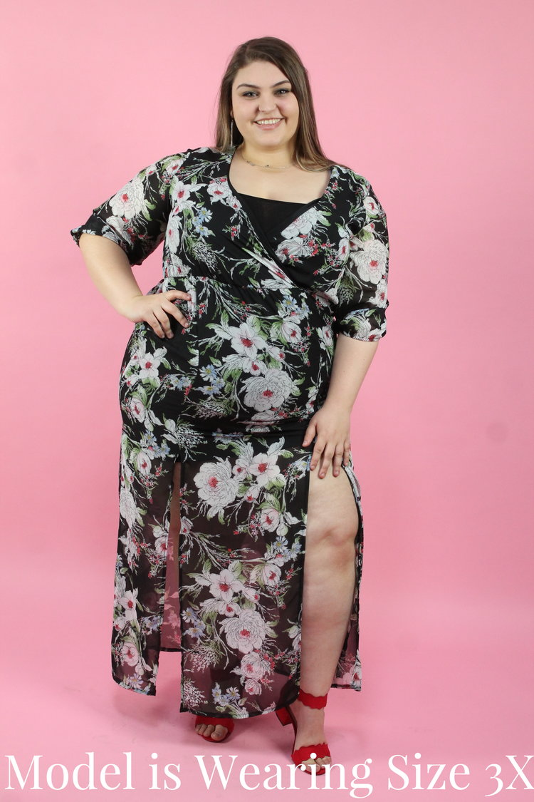 d0f9bad22c Black Plus Size Dresses Canada
