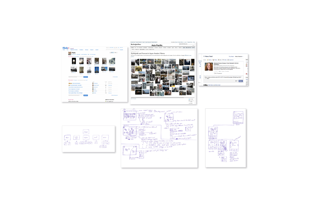 Discovery: Research and Sketching