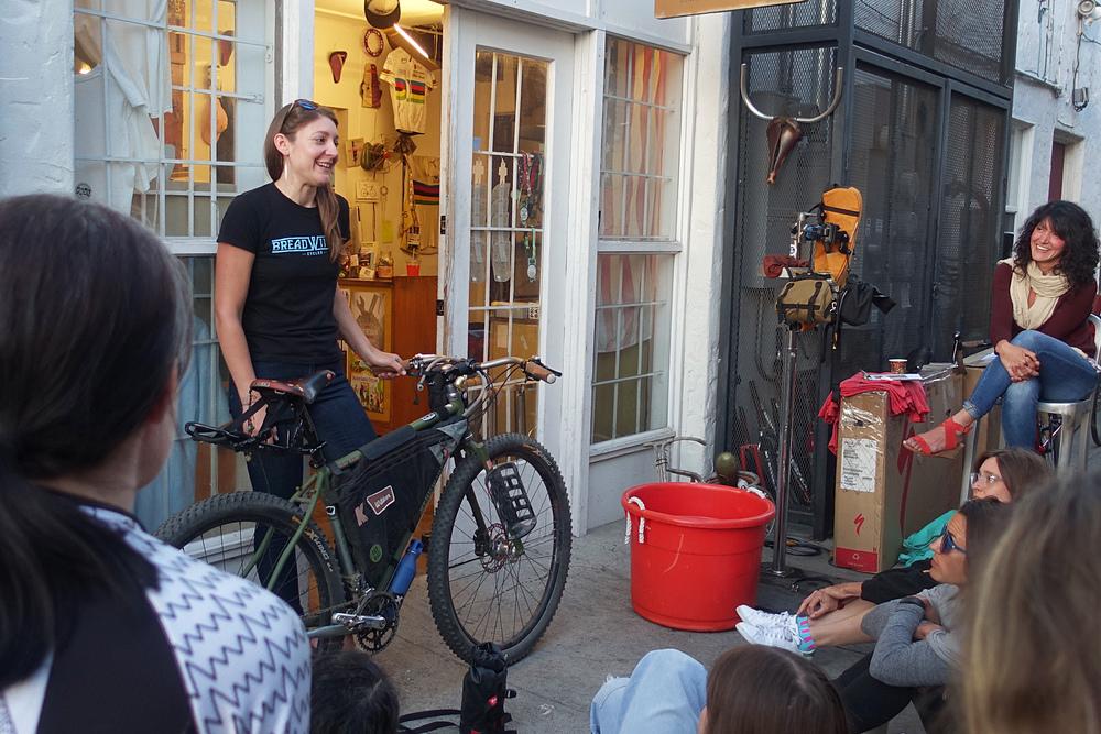 Sunday Social at Golden Saddle Cyclery