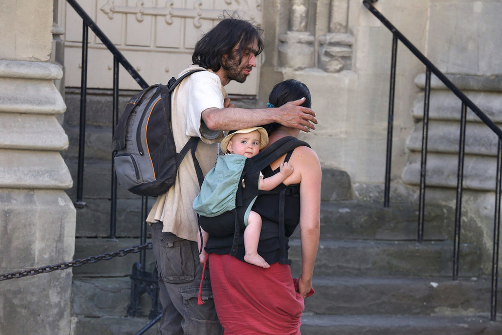 Bath, 2014. All we have is love.