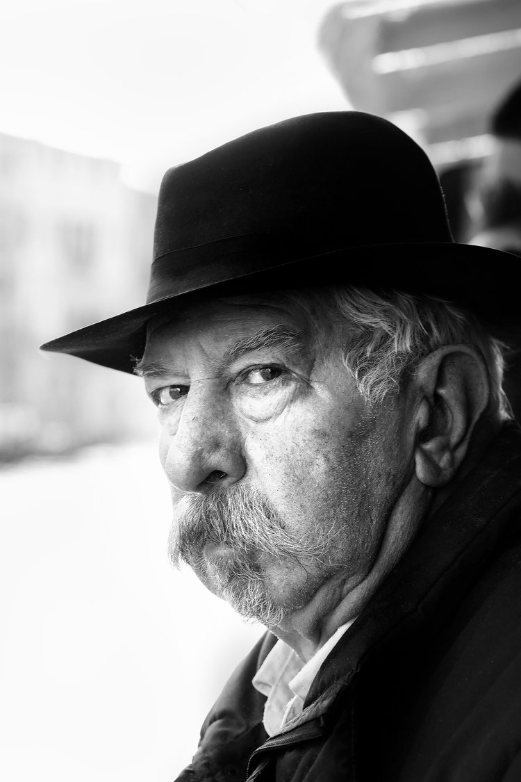 alex foster photographer venice street freelance portrait monochrome old man side view hat beard london essex dublin lonely planet.jpg