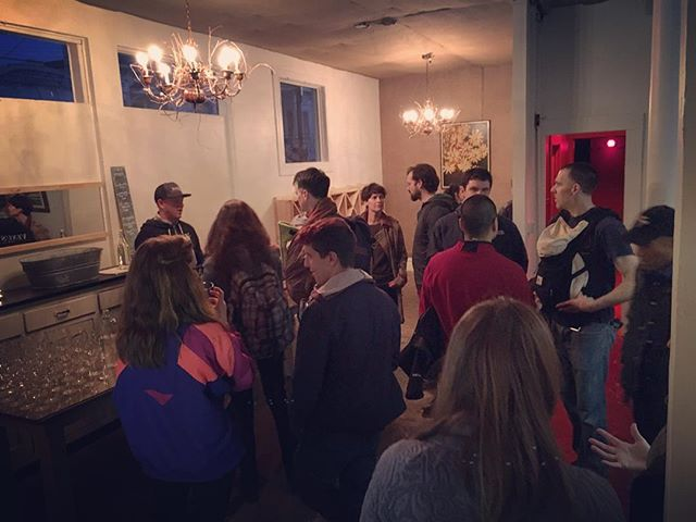 Its bumpin' in the Back Room with Venus Spirits!  Sean will be here til 7,pouring some delicious spirits not to be missed!  #venusspirits #localcellar #artisanspirits #agave #singlemalt #gin #barrelagedgin #artisanspirits #spirits #spirittasting #freetasting #freesf #tastings