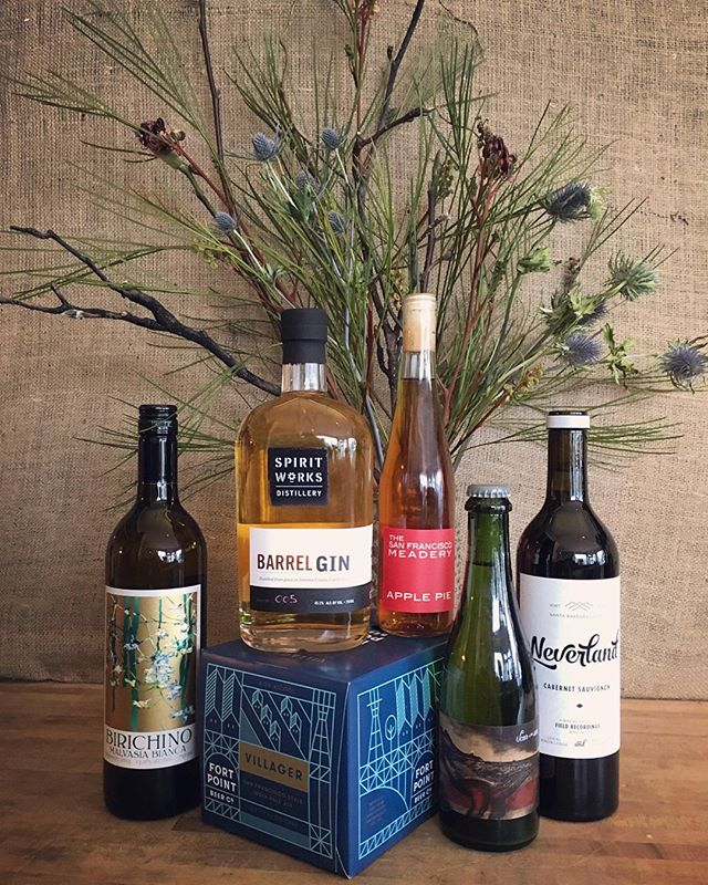 Local Cellar has some exciting Back Room Tastings lined-up for the next few Saturdays.  Beginning tomorrow with San Francisco Mead Co from 5-7p. Upcoming: Fort Point Beer Co (2/6); Birichino (2/13); Scar of the Sea Wine & Cider (2/20); Spirit Works Distillery (2/27); and Field Recordings (3/19). All events are FREE!!! #localcellar #sfmission #naturalwine #artisanspirits #craftbeer #cider #california #sanfranciscomeadco #birichinowinery #spiritworksdistillery #fortpointbeerco #fieldrecordingswine #scarofthesea #missiondeflores
