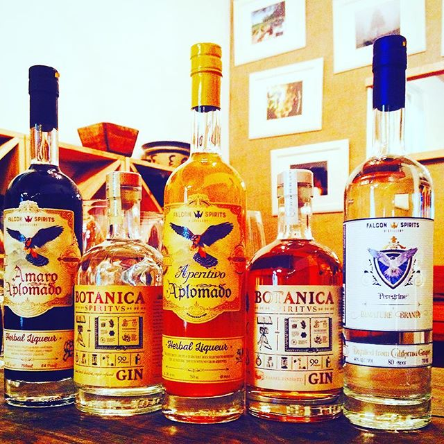 Tomorrow! Sunday! 1/28! 4-6pm! ¡FREE! Come taste Farid's amazing Falcon Spirits line up! Inspired by the memories of the bounty of his grandmother's orchard tables--filled with baked good, fruits, pickles, preserves, and her liqueurs and infusions--Farid experimented with fermentation and distillation for years during his training and career in biochemistry. A few years ago he launched Falcon Spirits. He'll be pouring his Botanica gin, Botanica barrel aged gin and his Amaro Apolomado, and his newest additions; an Aperitivo Apolomado and his Peregrine Immature Brandy! #falconspirit #falconspirits #falconspiritsdistillery #freetasting #freespiritstasting #spiritstasting #freesf #botanicaspiritvsgin #botanicagin #botanicaspiritvs #immaturebrandy #aperitivoaplomado #aperitivo #herballiqueur #amaroaplomado #amaro #barrelfinishedgin #botanicabarrelfinished #localcellar #localcellarsf #richmondca #sf #californiacraftspirits #california #deinklocal #madehere #thelocalway #sanfrancisco #missionsf #ca