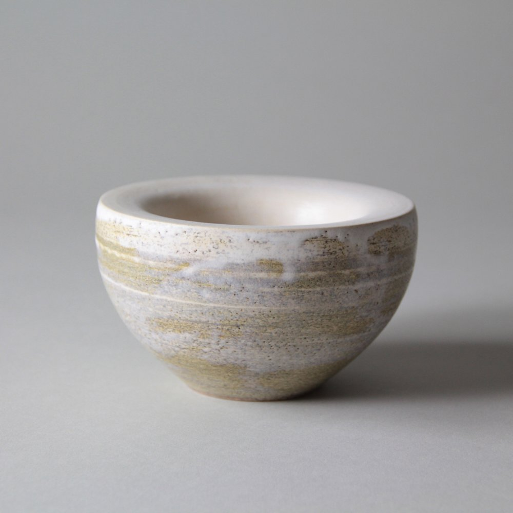 Stoneware ceramic bowl by Lilith Rockett, Portland, Oregon