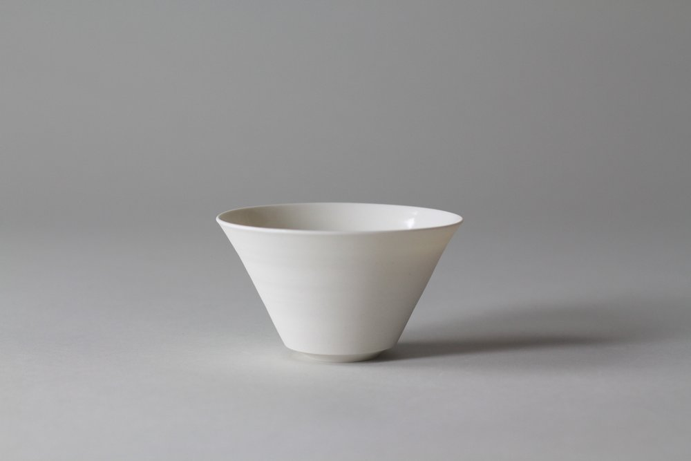 Ceramic tableware bowl by Lilith Rockett, Portland, Oregon