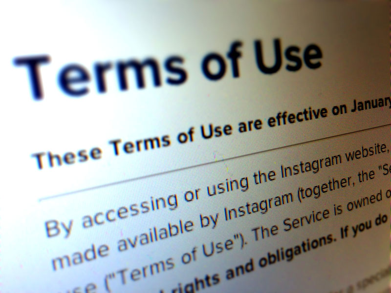 Terms Of Use >> Terms Of Service Tool Is A Discussion Starter Sheila Dean