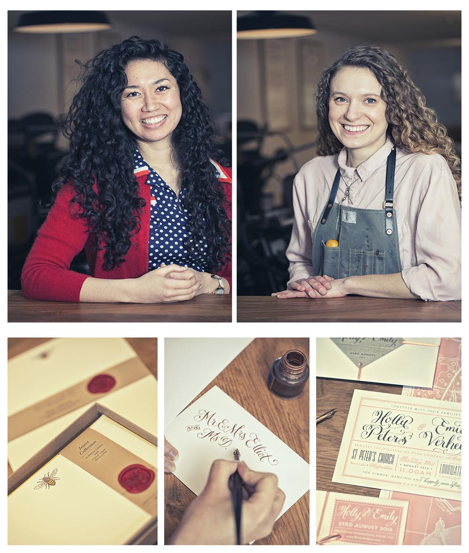 Athena & Zoe @ Meticulous Ink