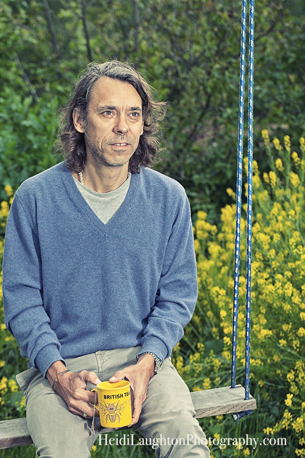 Sebastian Pole, founder of Pukka Herbs