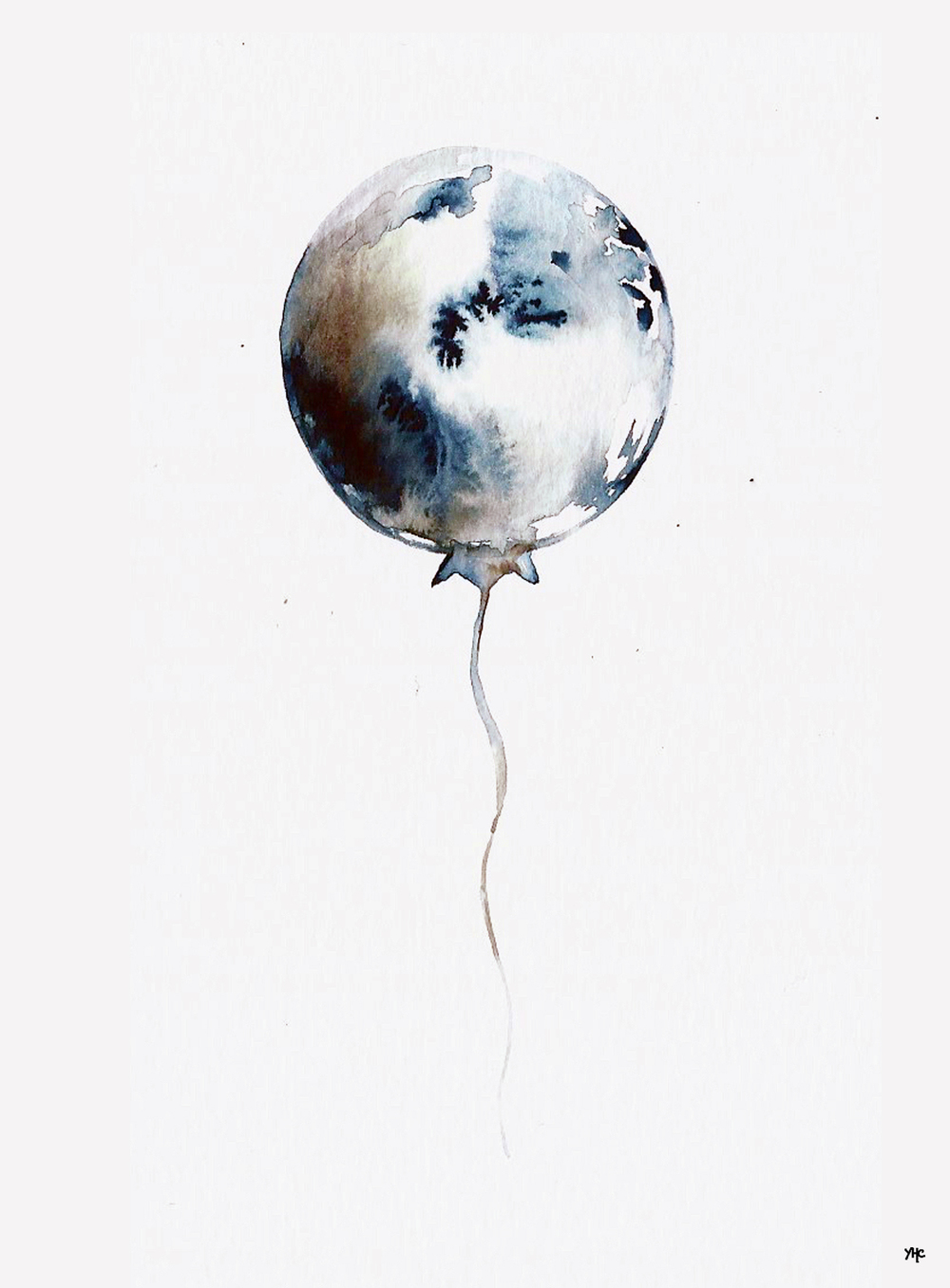 Balloon(Alice in Wonderland)
