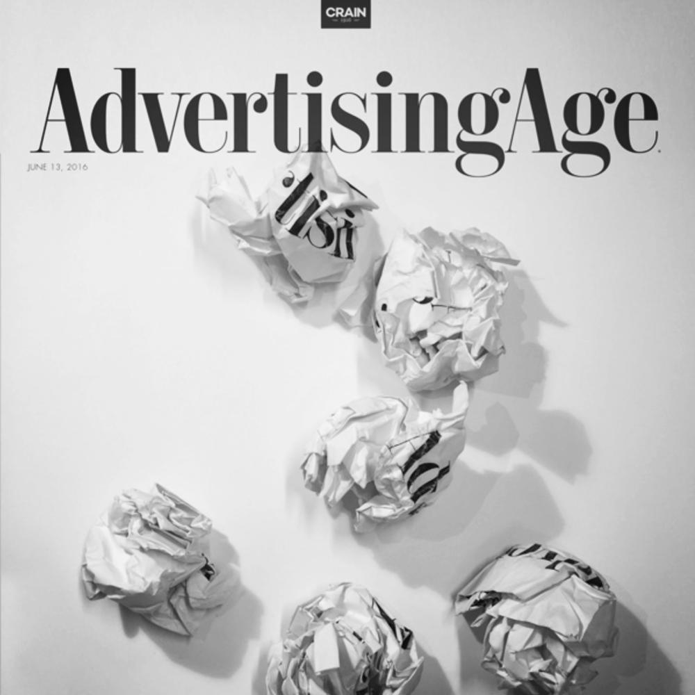 advertising age — print