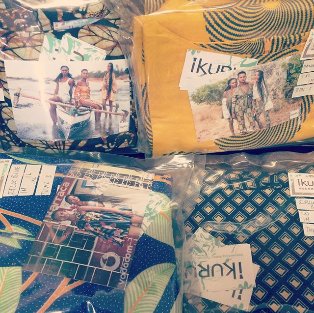 Any day now IKURU clothes will be arriving in the US! We're so excited! Find them @thetinyfinch in San Antonio, @goodwooddc in DC and @thebirchstore in upstate New York. Next batch will arrive in Boston, Portland and Washington State at end of the month. We'll keep you updated! #whomademyclothes #womenempowerment #africanprint