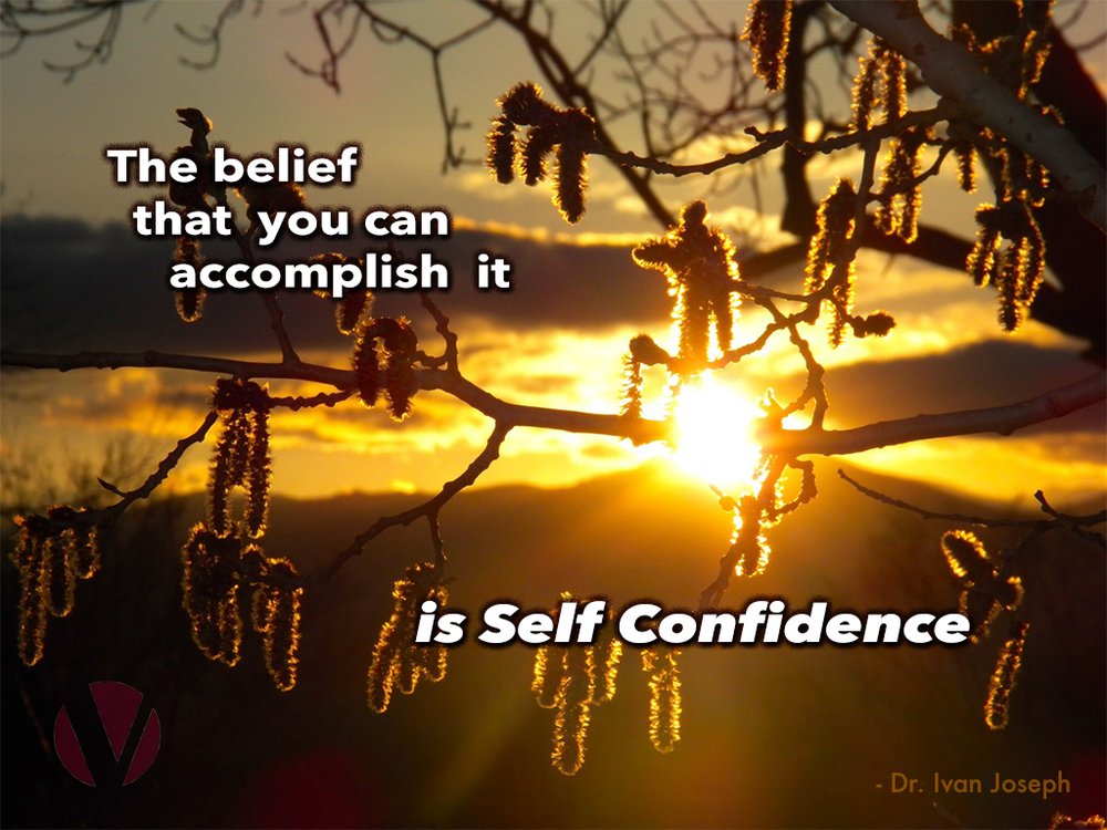 the belief that you can accomplish it