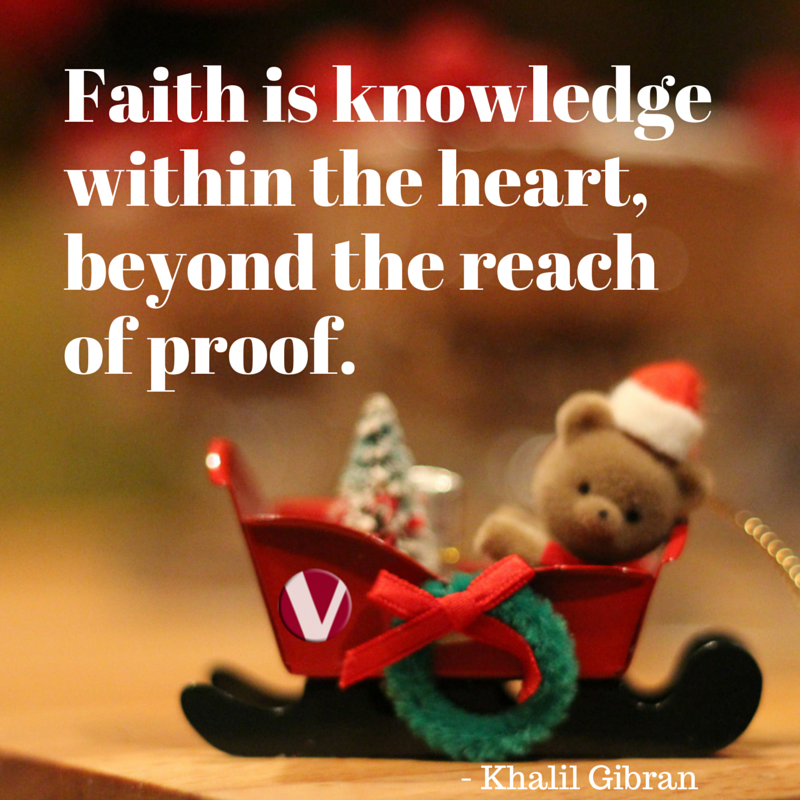 faith is knowledge