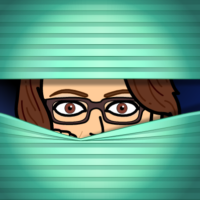 Cheri Bitmoji Blinds