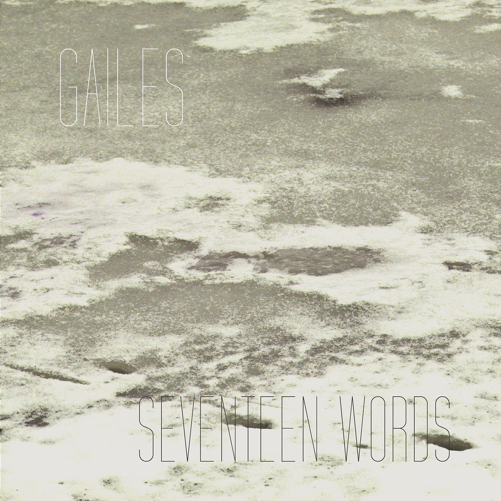 Buy Seventeen Words via Grapefruit Records