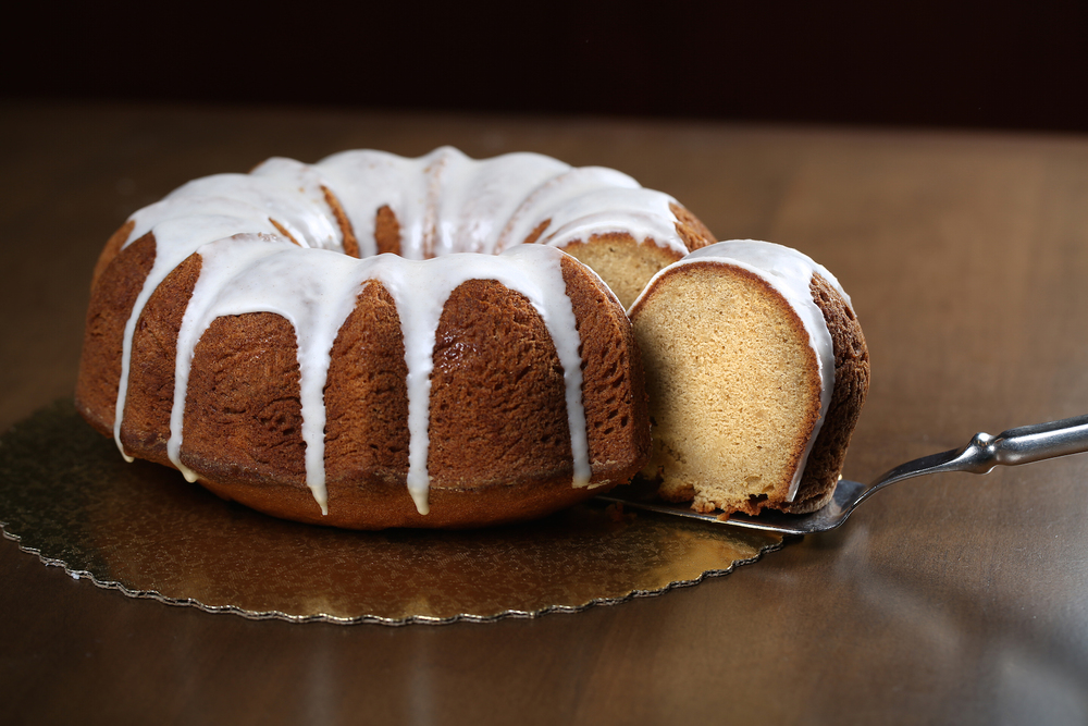 Maple Spice Bundt Cake