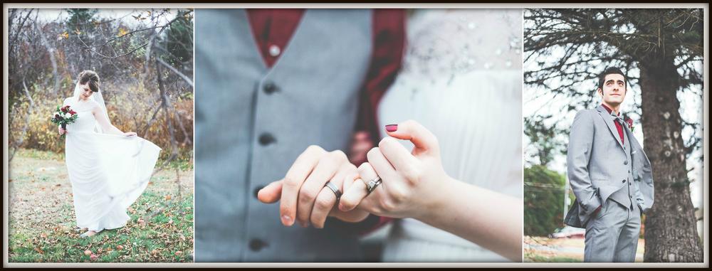 Wedding Photography in Matte Preset Edit