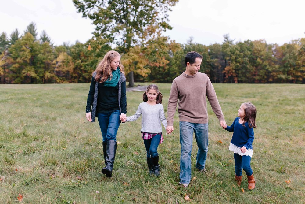 Ashleigh Laureen Photography Journalistic Family Lifestyle in Hollis, New Hampshire