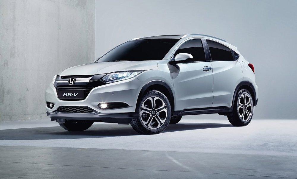 Honda HR V EU