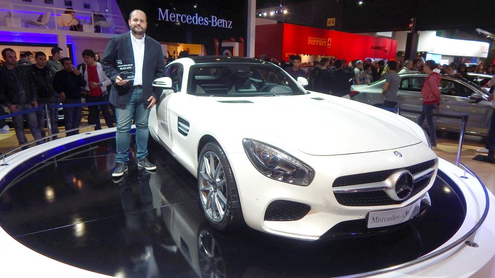 Premio PIA Mercedes Benz