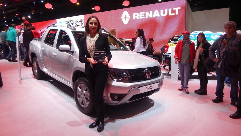 Premio PIA Renault
