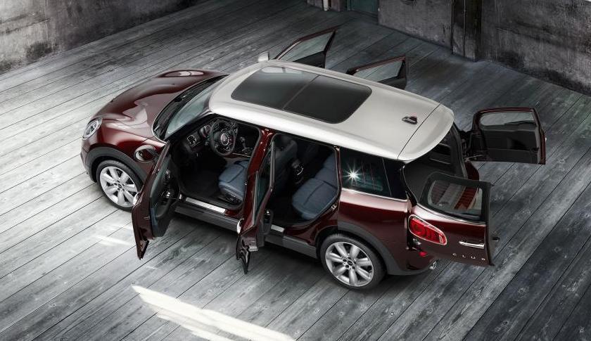 BMW Mini Clubman 2