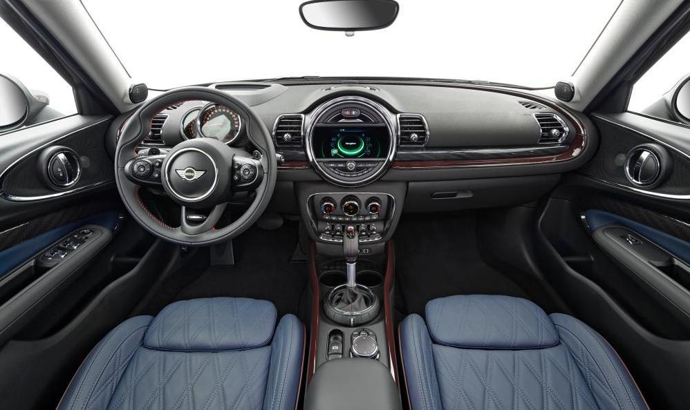 BMW Mini Clubman 3