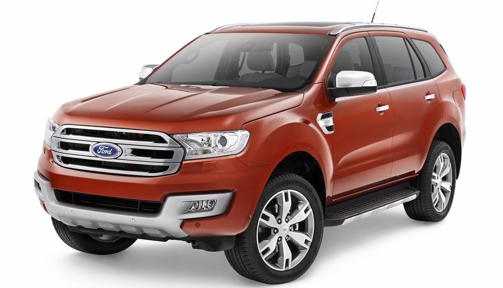 La Ford Everest argentina: proyecto estancado, por el momento.